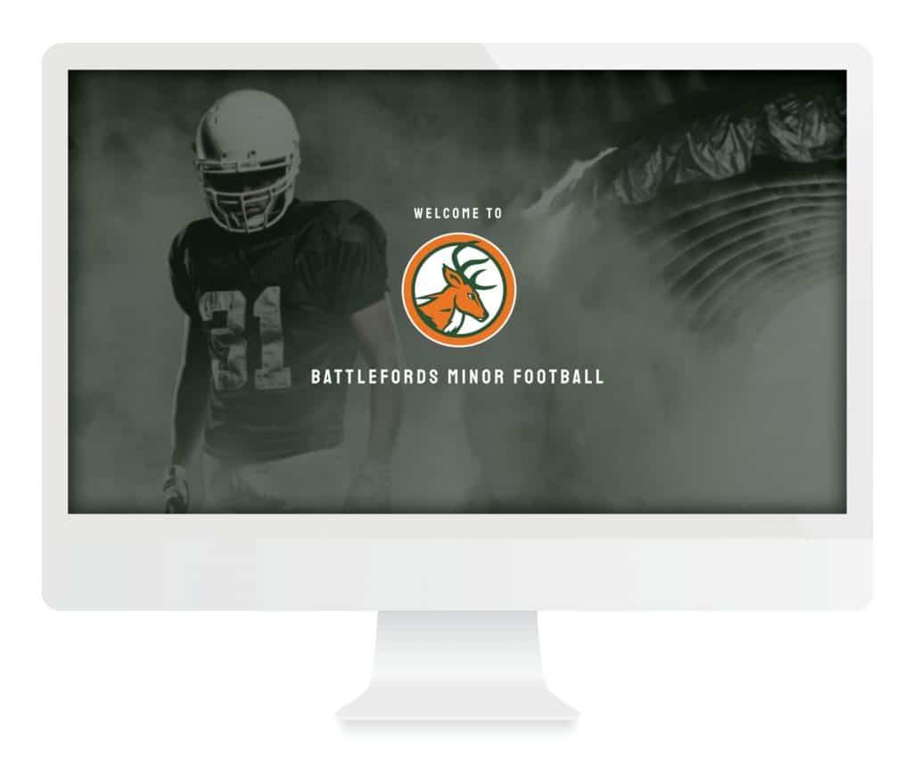SG New Media Design - Battlefords Minor Football