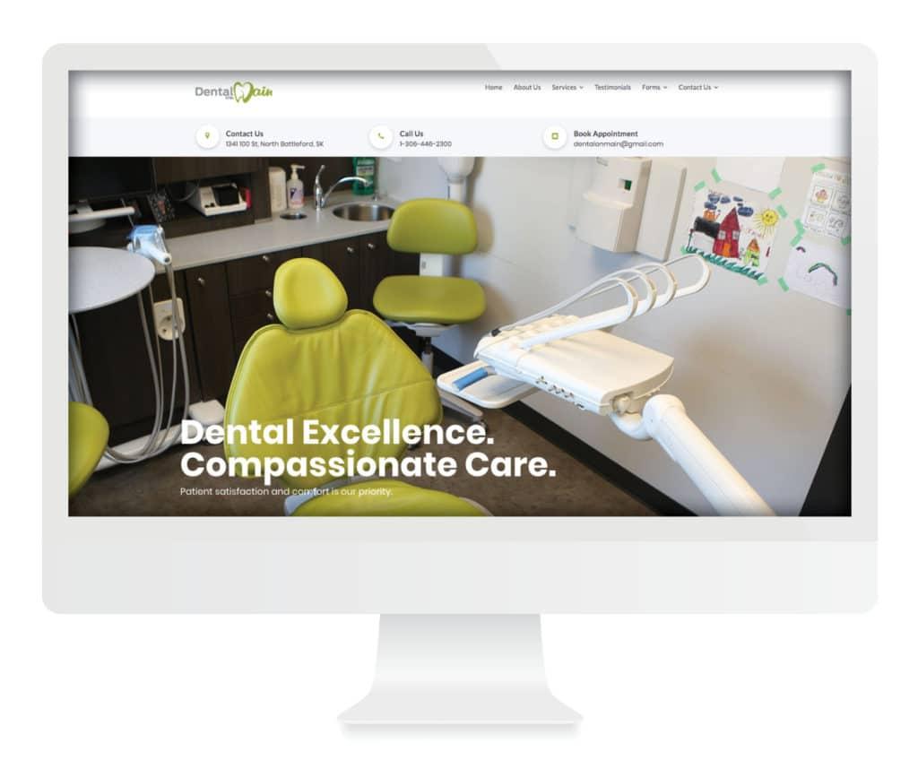 SG New Media Design - Dental On Main