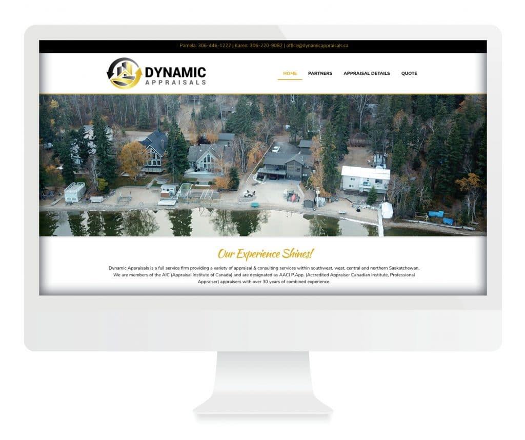 SG New Media Design - Dynamic Appraisals