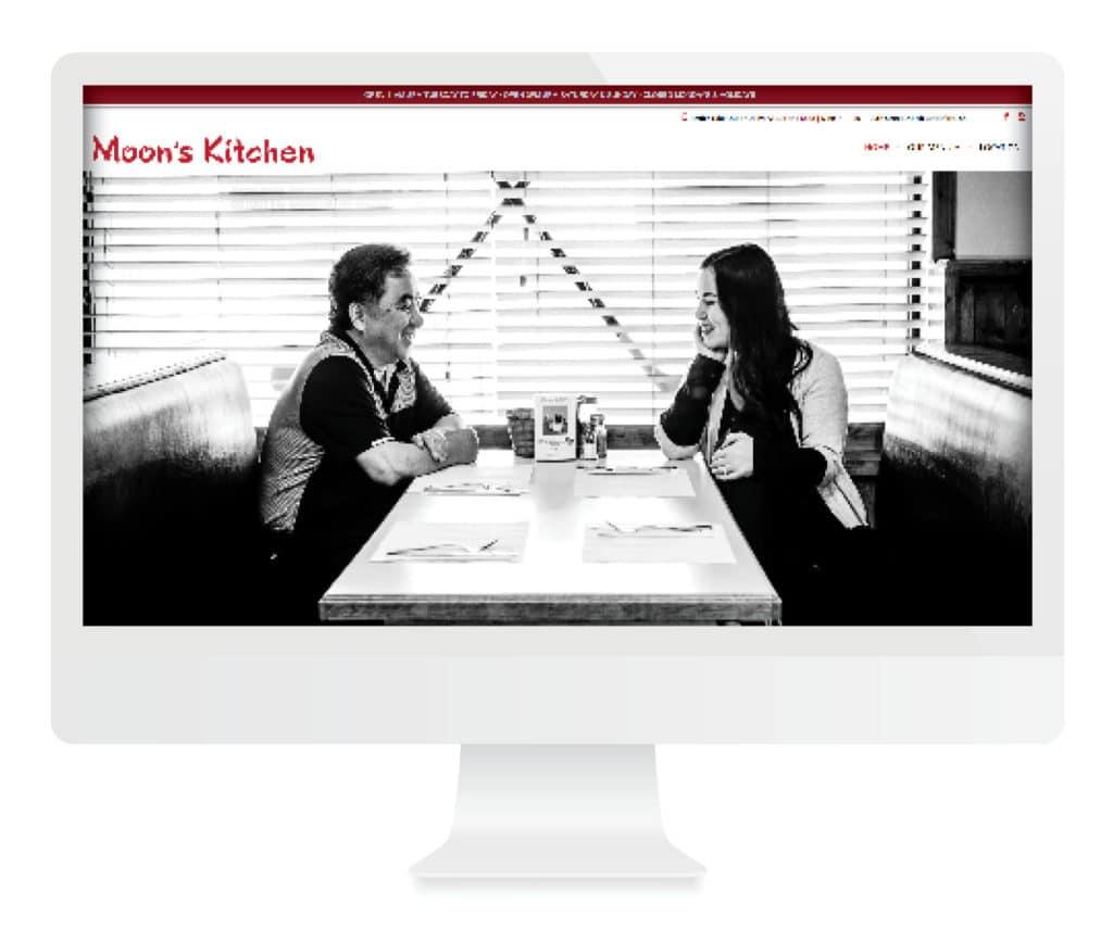 SG New Media Design - Moon's Kitchen