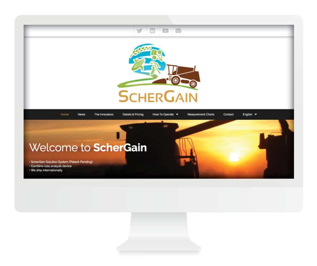 SG New Media Design - ScherGain